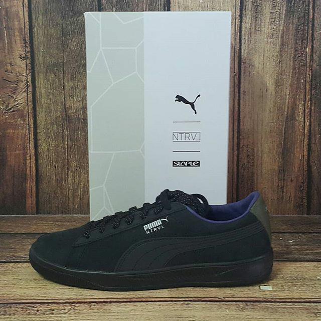 buy online 2c1a4 b62f2 Jual ORIGINAL PUMA Suede Ignite STAPLE sepatu Sneakers Kasual Pria - Hitam,  42 - Kota Semarang - Indah Jaya Style   Tokopedia