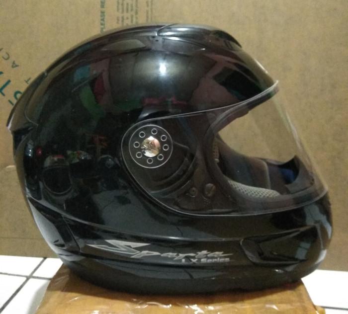 0f19c3df Jual flat visor custom mds sparta - Kab. Bogor - Helmet Custom ...