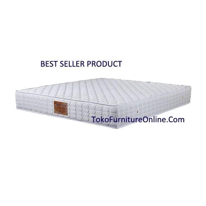 harga Springbed kasur spring bed pegas per worldstar premium standard 160 x Tokopedia.com