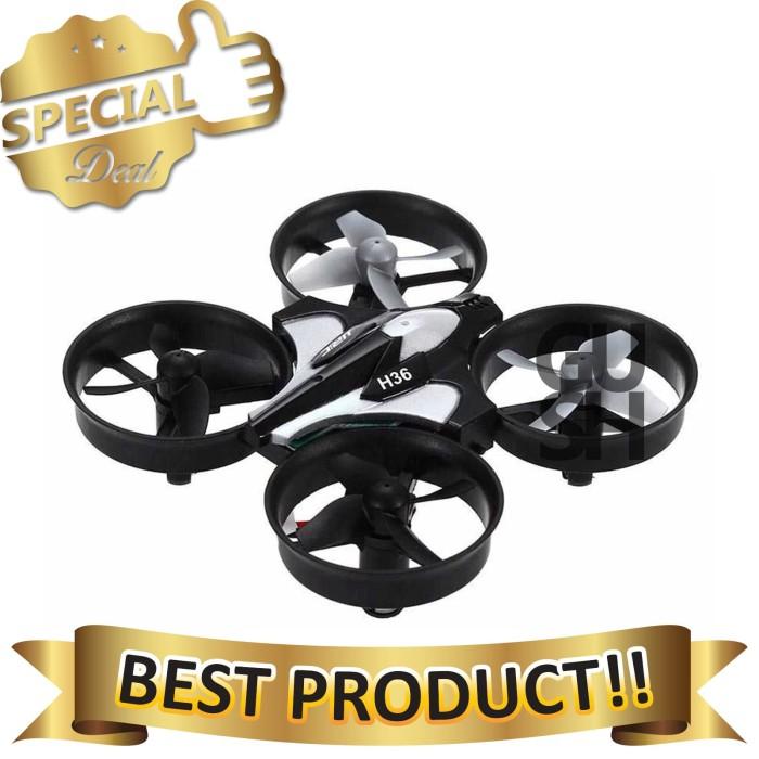 Foto Produk JJRC H36 Mini Drone Quadcopter 6 Axis 2.4G 4CH dari GUSh