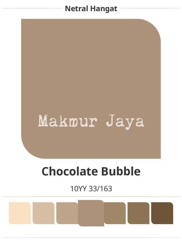 harga Dulux easy clean chocolate bubble cat tembok anti noda easyclean Tokopedia.com