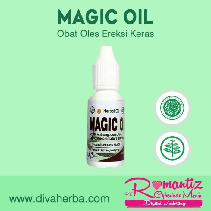 Magic Oil Solusi Impotensi. Source · Gambar Obat Herbal Oles Mengatasi .