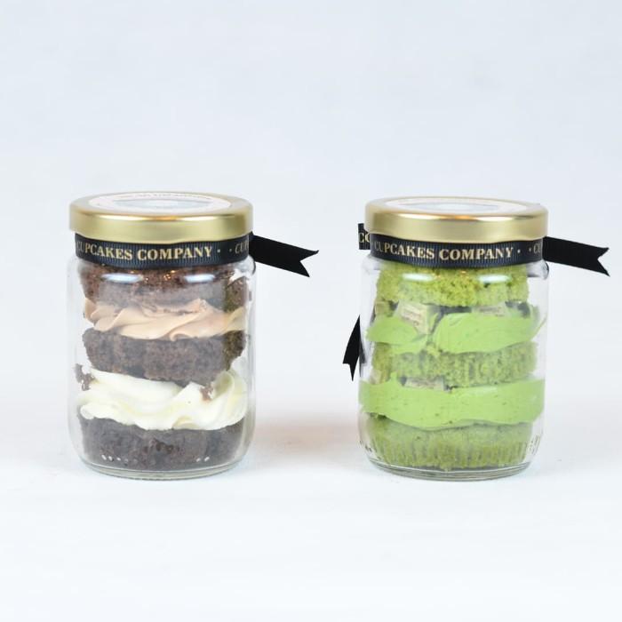 harga Jar cupcake - 2pcs Tokopedia.com