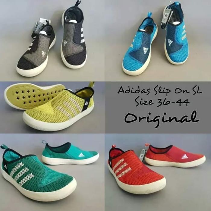 harga Adidas climacool sl boat women/water shoes Tokopedia.com