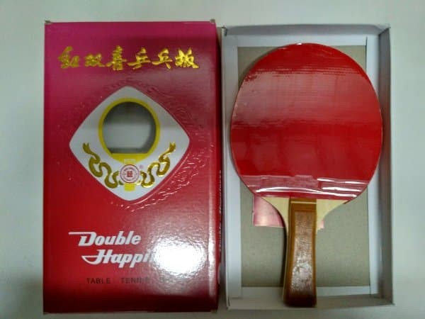 harga Bet pingpong double happiness Tokopedia.com