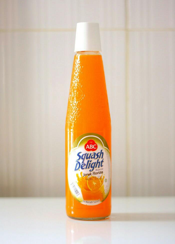 harga Grosir sirup abc squash delight rasa jeruk kemasan dus minuman orange Tokopedia.com