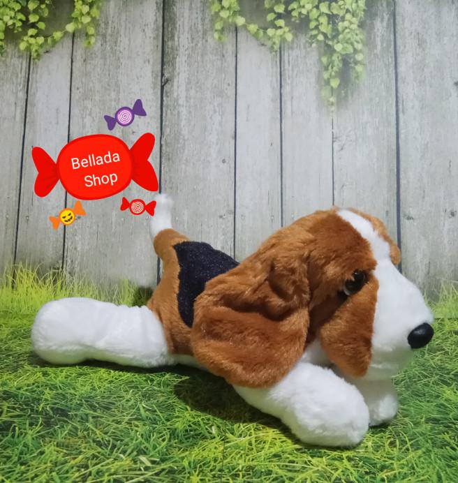 harga Boneka anjing hush pupies Tokopedia.com