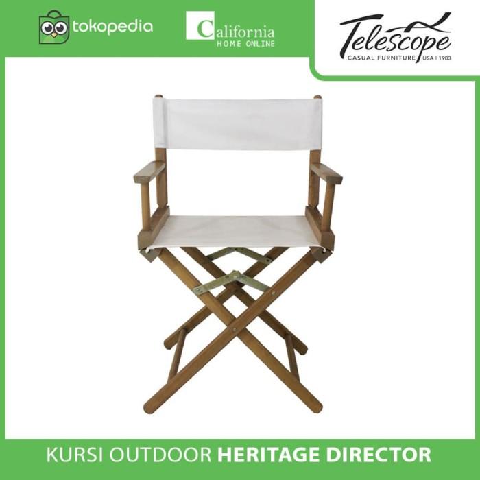 harga Kursi unik heritage director chair by telescope casual Tokopedia.com