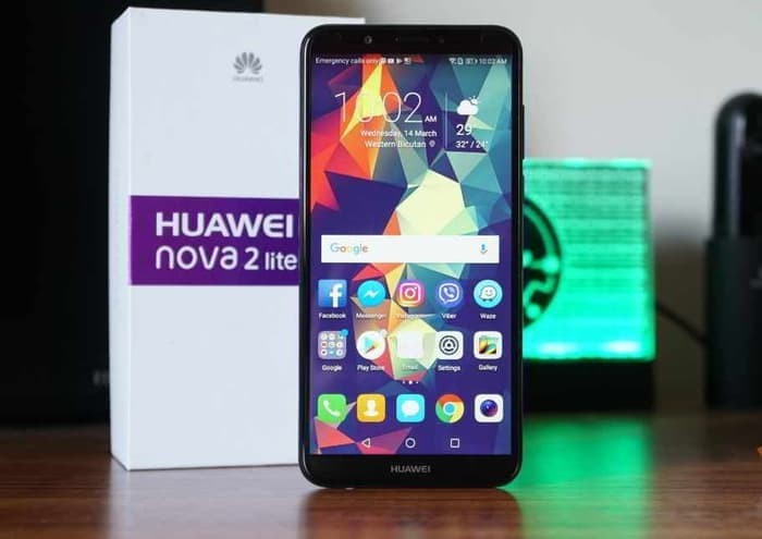 harga Huawei nova 2 lite 3 / 32 black barang ready tanpa po Tokopedia.com