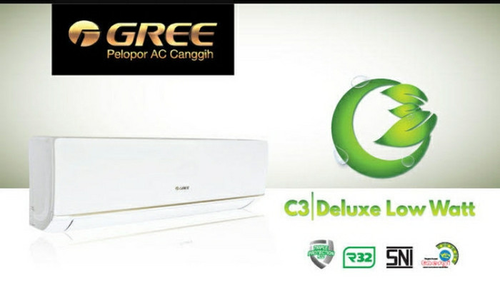 Katalog Ac Split Gree Deluxe Hargano.com