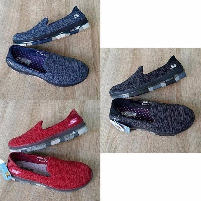 Jual Clearance Sale! Sepatu Wanita Skechers Go Flex Ability Women ... 9c82ad91a1