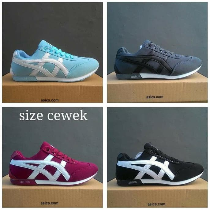 Jual 3738911 asli import sepatu asics tiger onitsuka mexico sepatu ... 593746904b
