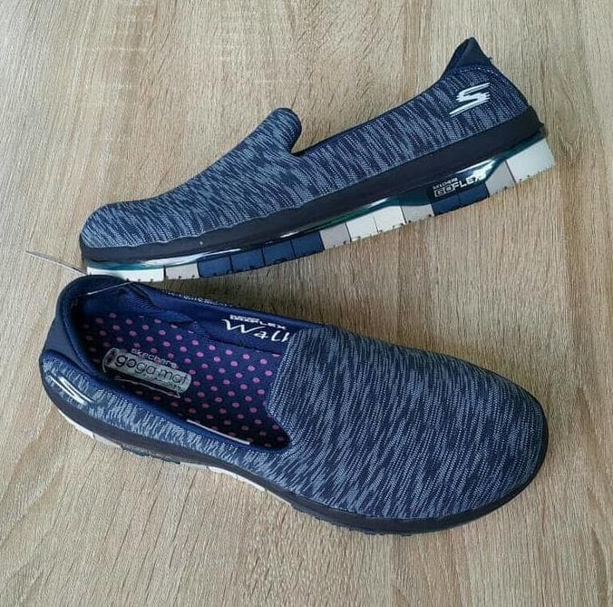 Jual (NEW!) Sepatu Wanita Skechers Go Flex Ability Women - Merah 23786c8d8b