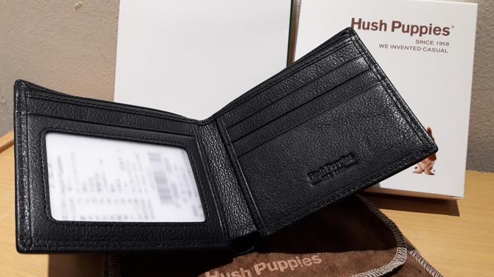 ... harga Jual dompet hush puppies original - genuine leather! free card  holder Tokopedia.com 6c34c076a5