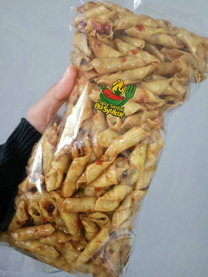 Jual Kacang Umpet Makanan Kering Cemilan Kering Makanan Ringan Manis Kota Bekasi Dapur Sambal Bu Syukur Tokopedia