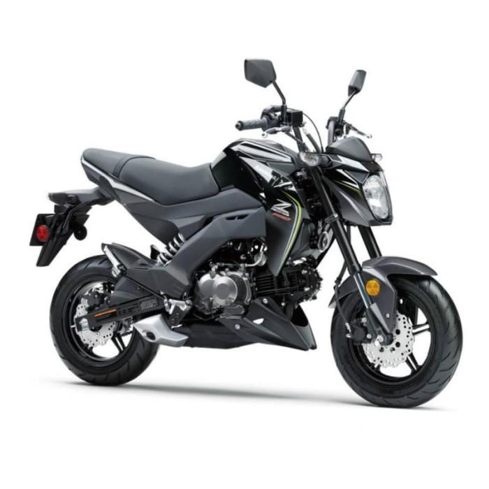 harga Kawasaki z 125 pro - black Tokopedia.com