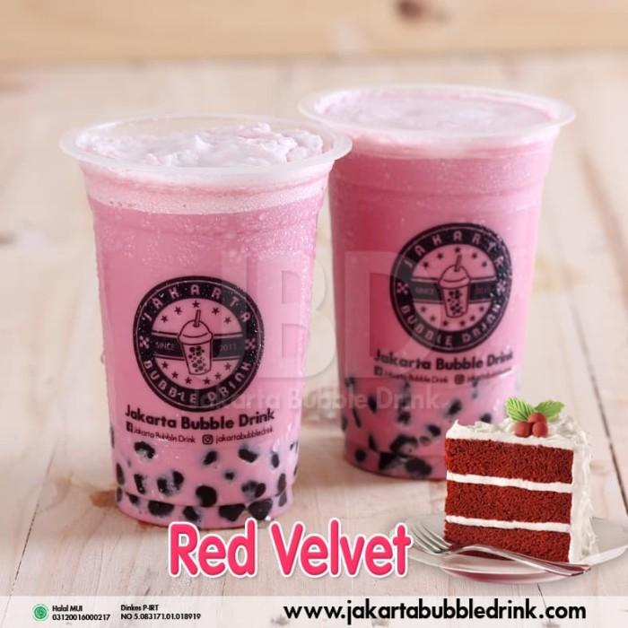 Jual Bubuk Rasa Red Velvet