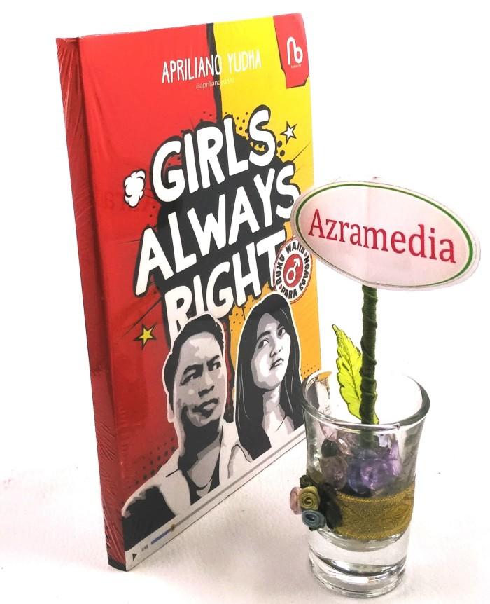 harga Girls always right Tokopedia.com