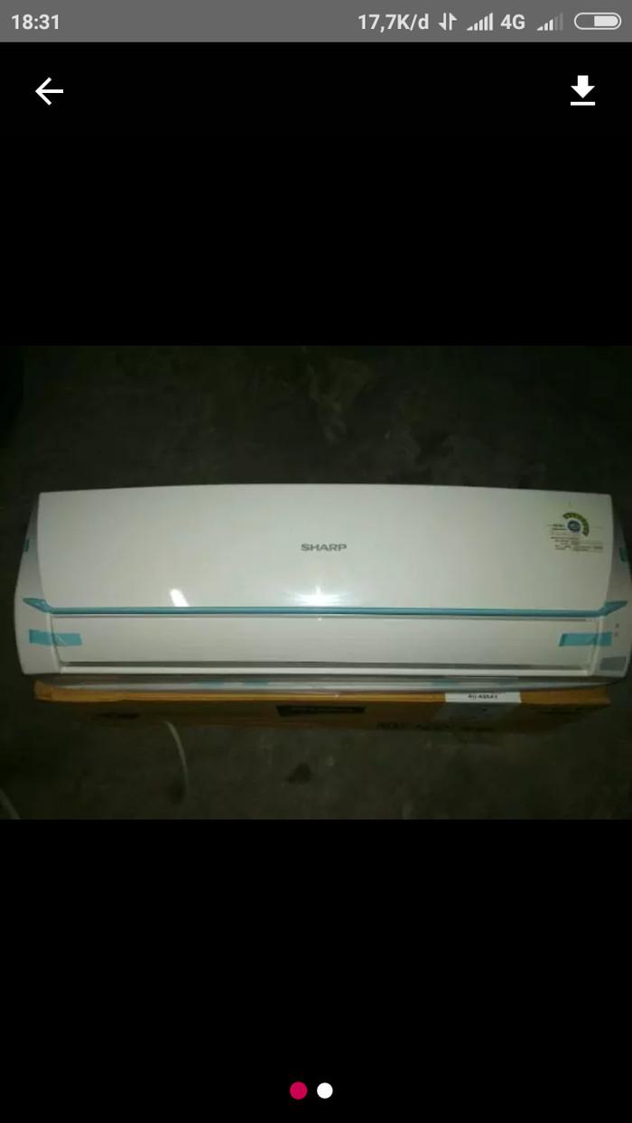Jual Ac Sharp 2 Pk Cek Harga Di 1 2pk Ah A5sey Standard Putih Free Pasang Dan Acesoris A18say