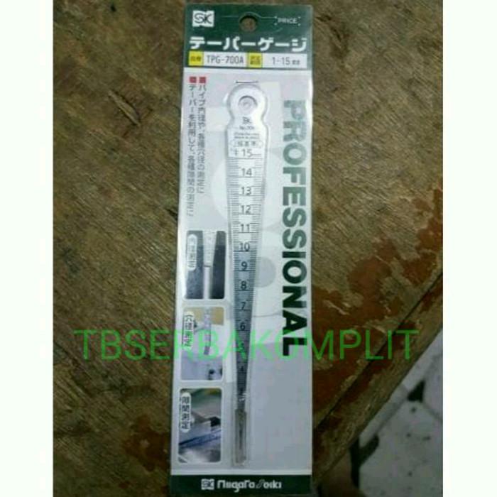harga Bore taper gauge niigata seiki 15cm tpg-700a akurasi 0.05mm japan asli Tokopedia.com