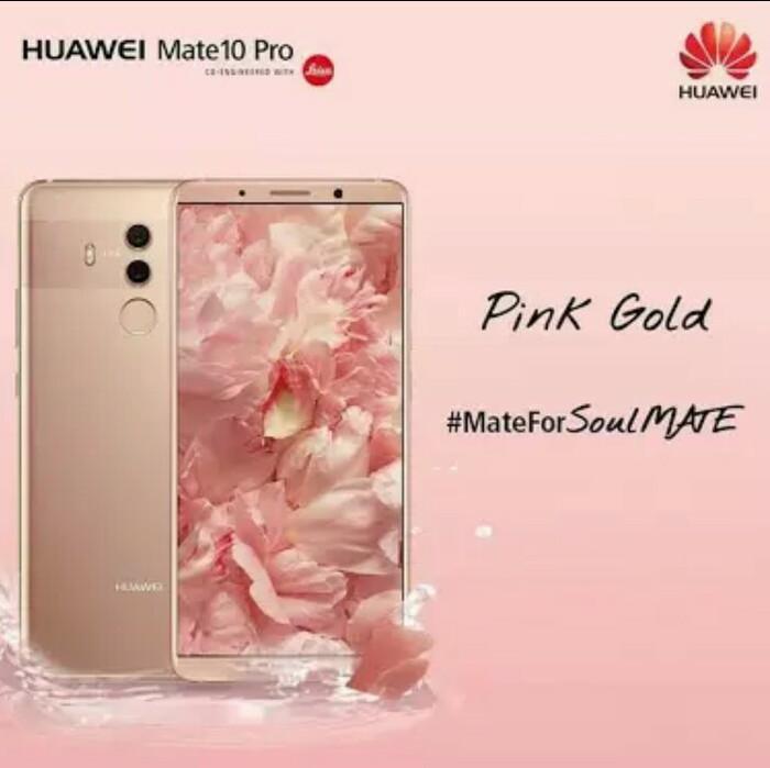 Foto Produk HUAWEI MATE 10 PRO RAM 6GB INTERNAL 128GB dari shargeo shop
