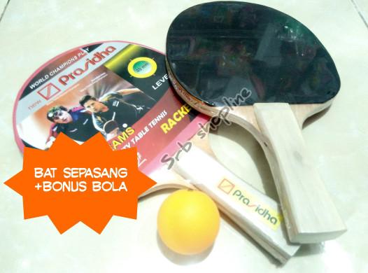 harga Bat-bad-bet pingpong prasidha 1 set-tenis meja-racket-raket Tokopedia.com