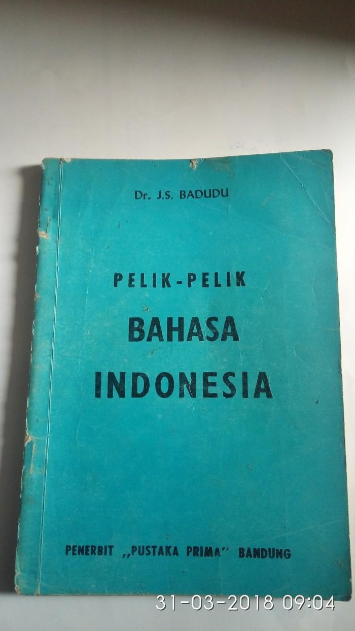Jual Buku Pelik Pelik Bahasa Indonesia Buku Lawas Klasik Jadul 1976 Kota Tasikmalaya Bukbek Store