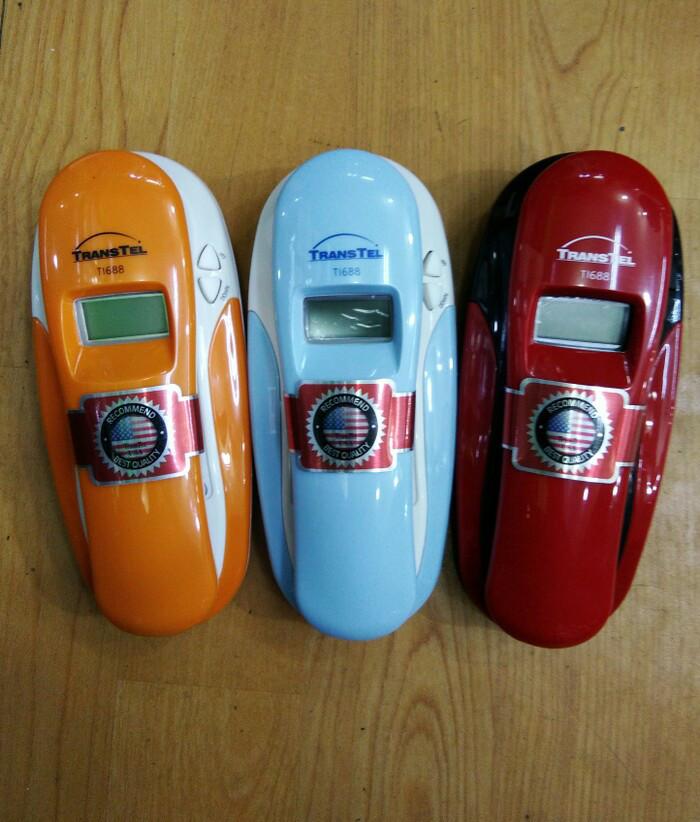 harga Telepon rumah telepon kabel transtel usa caller id Tokopedia.com