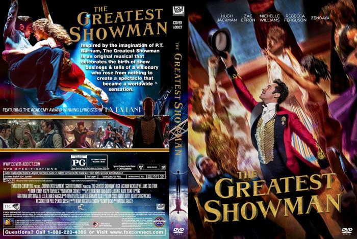 Jual The Greatest Showman 2017 Jakarta Barat M Collector Tokopedia