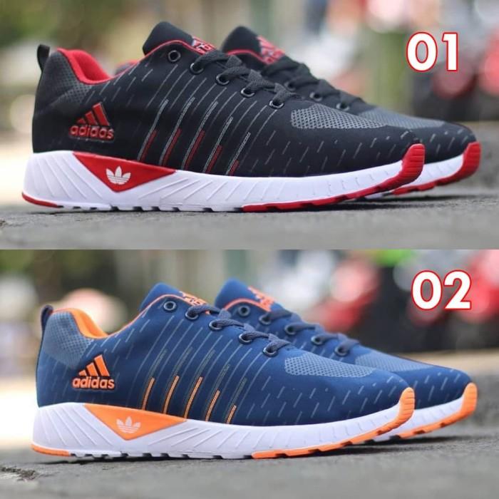 Jual Sepatu Sport Sneakers Pria Adidas Neo Zoom GO Original ... 78810d7f33