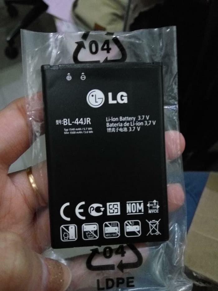 harga Baterai lg bl44jr battery bl-44jr lg l40 p940 batre lg original Tokopedia.com