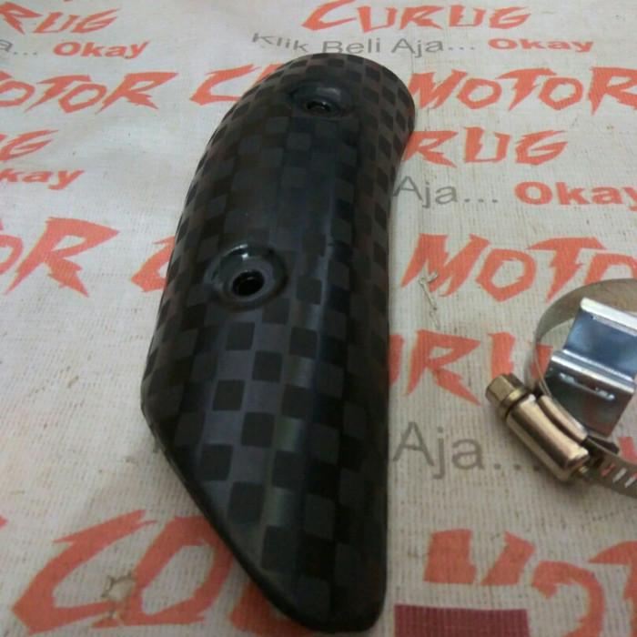 harga Cover pelindung anti panas knalpot racing klx 150 crf150l grasstrack Tokopedia.com