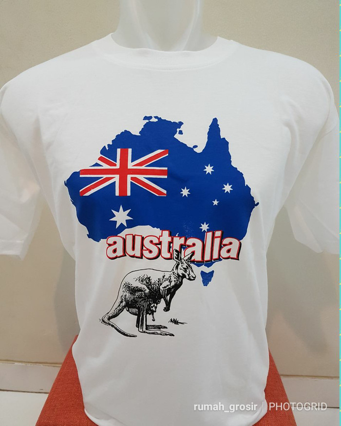 harga Kaos souvenir australia Tokopedia.com
