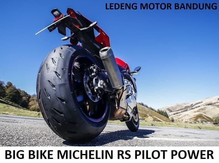 jual michelin 160 60 17 rs pilot power ban motor tubeless motogp tires ledeng motor bandung. Black Bedroom Furniture Sets. Home Design Ideas