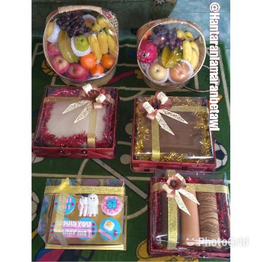 Jual Kue Hantaran Betawi Jakarta Timur Tinas Shop Tokopedia