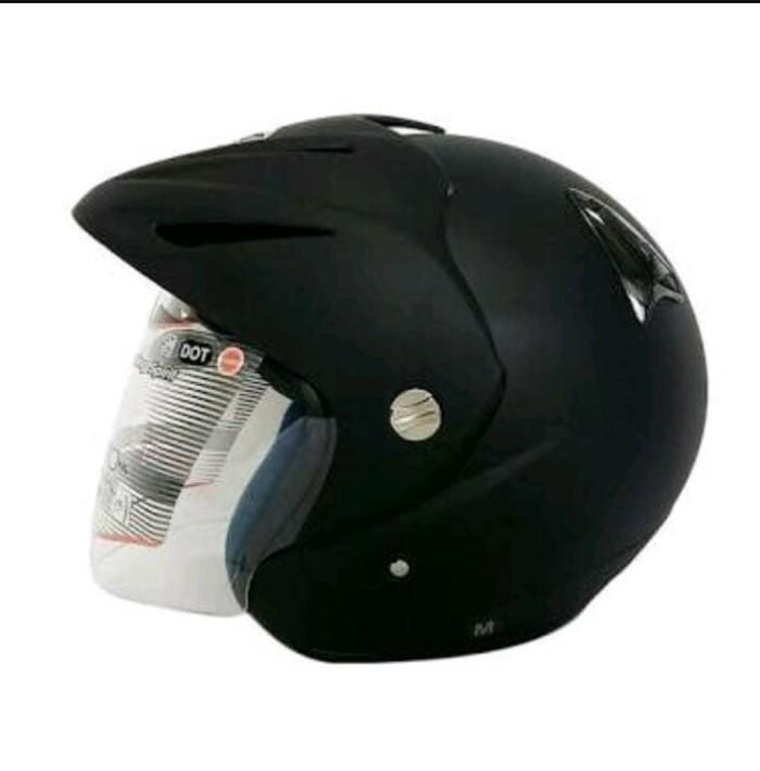 harga Helm ink cx kw hitam doff bukan kyt,nhk,mds nhk bogo retro murah promo Tokopedia.com