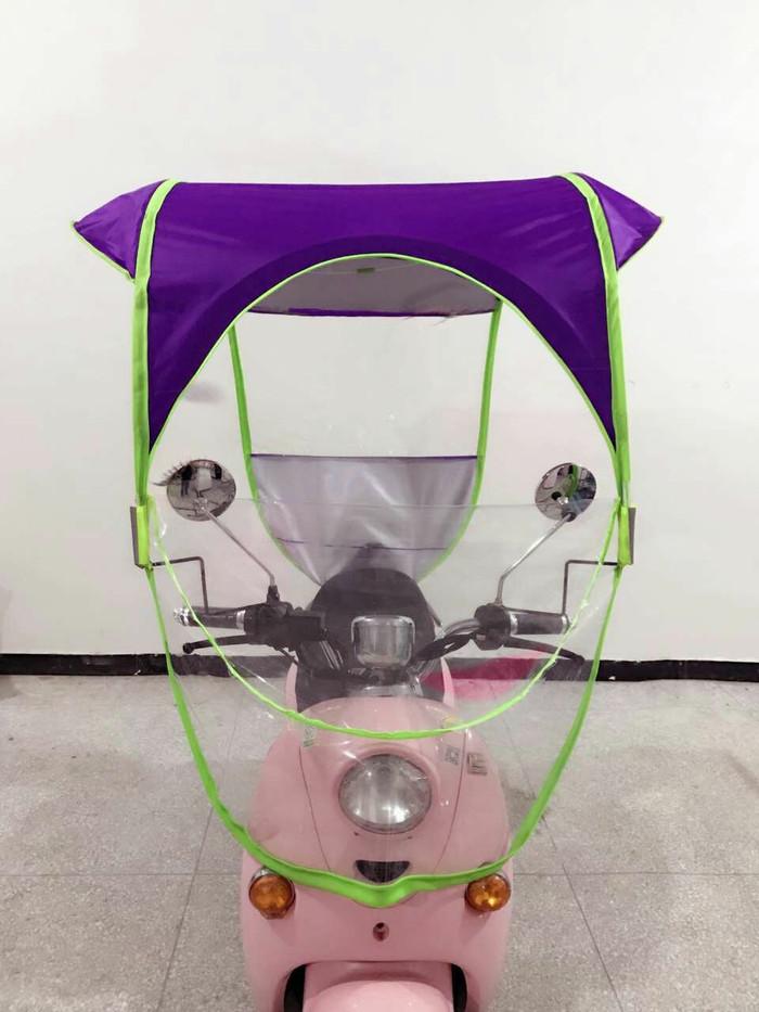harga Kanopi motor canopy sun visor tenda motor Tokopedia.com