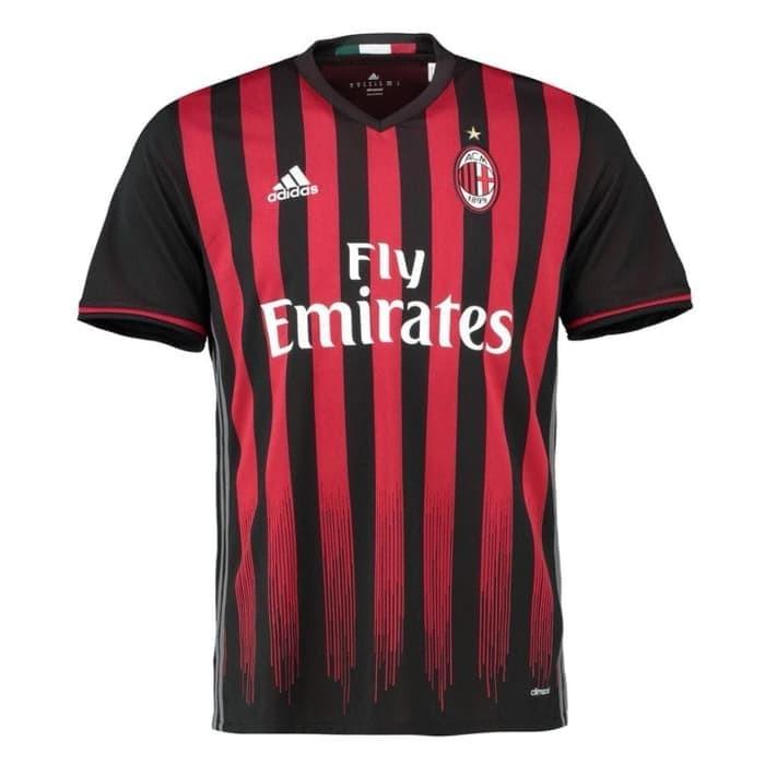 harga Adidas ac milan home jersey original ap7964 Tokopedia.com