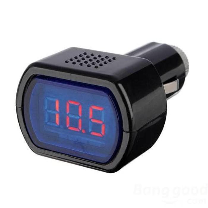 harga Monitor voltase baterai mobil 12v Tokopedia.com