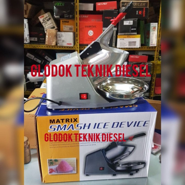 harga Matrix ice crusher es serut smash ice device original Tokopedia.com