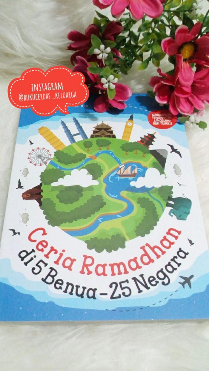 Jual Buku Anak Ceria Ramadhan Ziyadbooks Jakarta Utara Buku Cerdas Keluarga