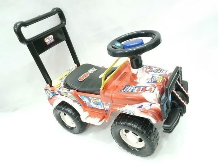 harga Mainan mobil jeep jumbo bisa duduk anak /mobil mainan tampa aki Tokopedia.com