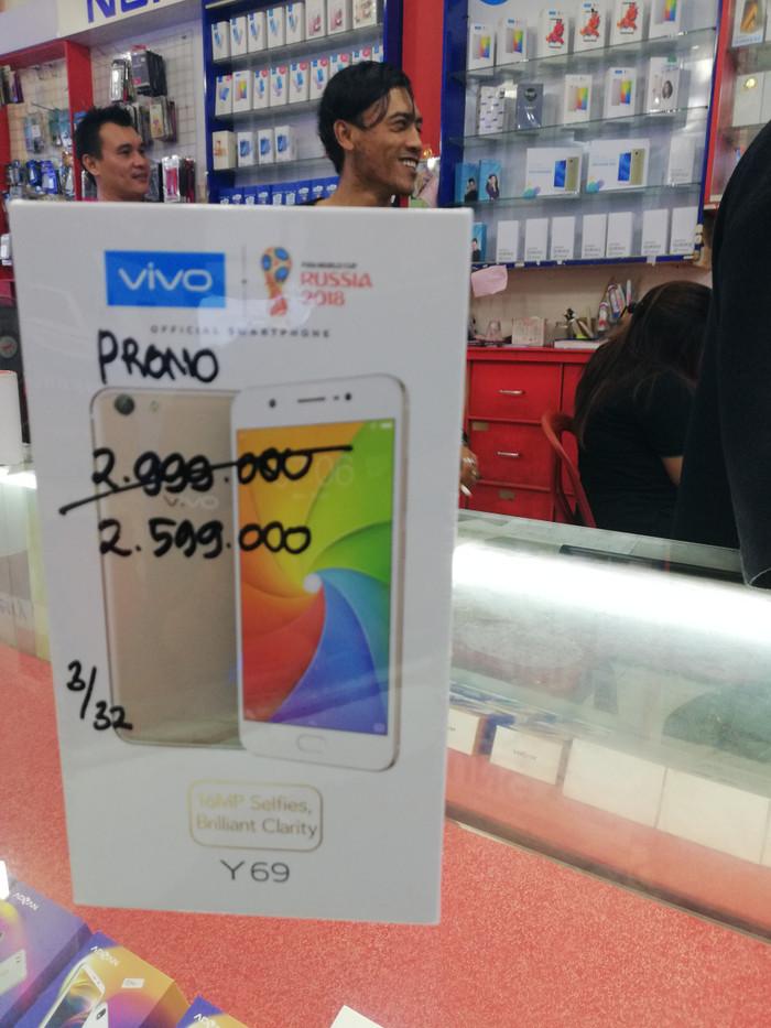 Foto Produk vivo y69 cashback dari dinargadget