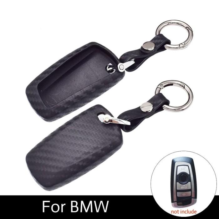 Jual Car Key Cover Smart Key Carbon For Bmw 2 3 5 7 Series X1 X3 X4 X5 X6 Jakarta Barat Indocom Kuningan Tokopedia