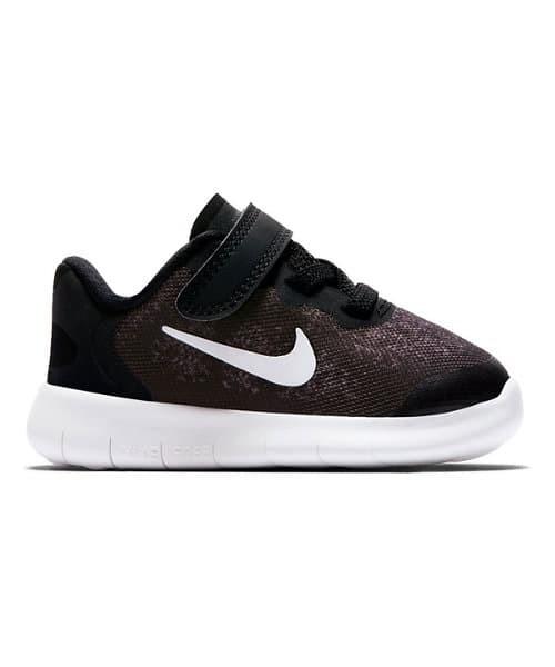 harga Nike free rn 2017 shoe - black (toddler boys) baby sneakers Tokopedia.com