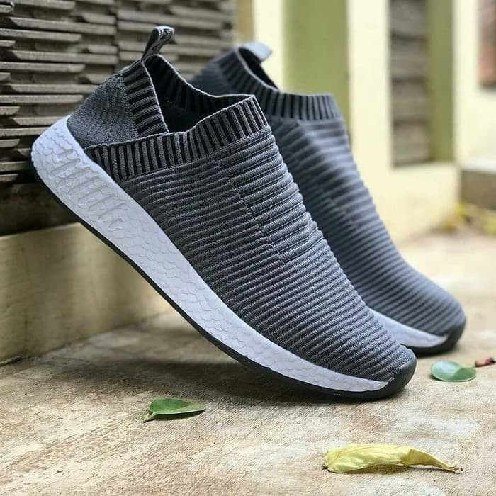 Jual Big Sale Sepatu Pria Adidas Casual Slip On Ori Premium Kab