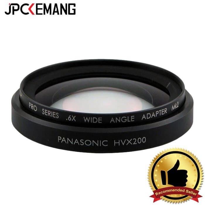 Foto Produk Century Optics (0HD-06WA-HX2) Schneider .6X Wide Angle ADP HVX200A MK2 dari JPCKemang