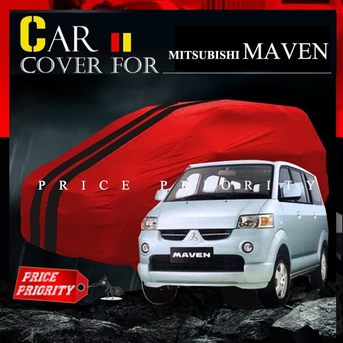 harga Cover mobil mitsubishi maven / sarung mobil warna maven waterproof Tokopedia.com