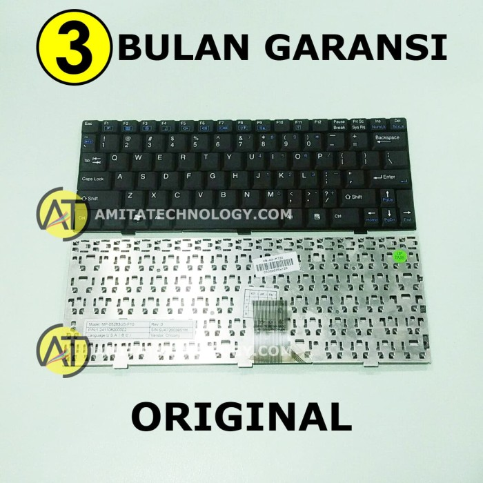harga Keyboard laptop original axioo neon mlc m720 Tokopedia.com