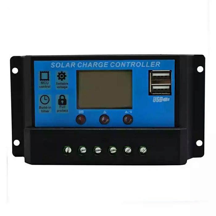 harga Solar charger controller panel surya 20a Tokopedia.com